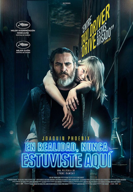 You Were Never Really Here 2017 English 250MB HDRIP 480p