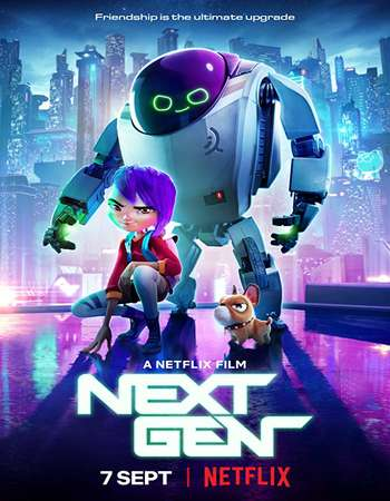 Next Gen 2018 English 250MB NF Web-DL 480p
