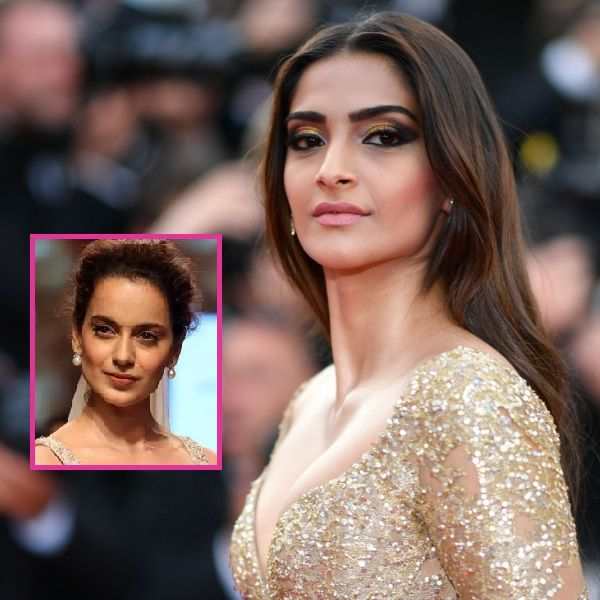 Sonam Kapoor calls Kangana Ranaut a troublemaker find out why