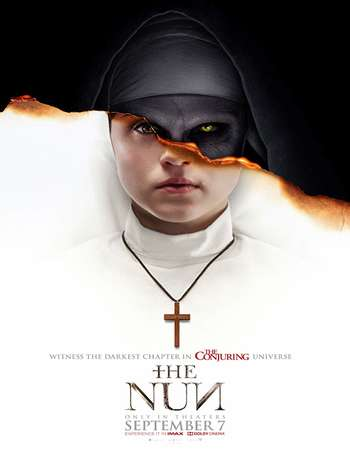 The Nun 2018 Hindi Dual Audio 200MB HDCAM 480p