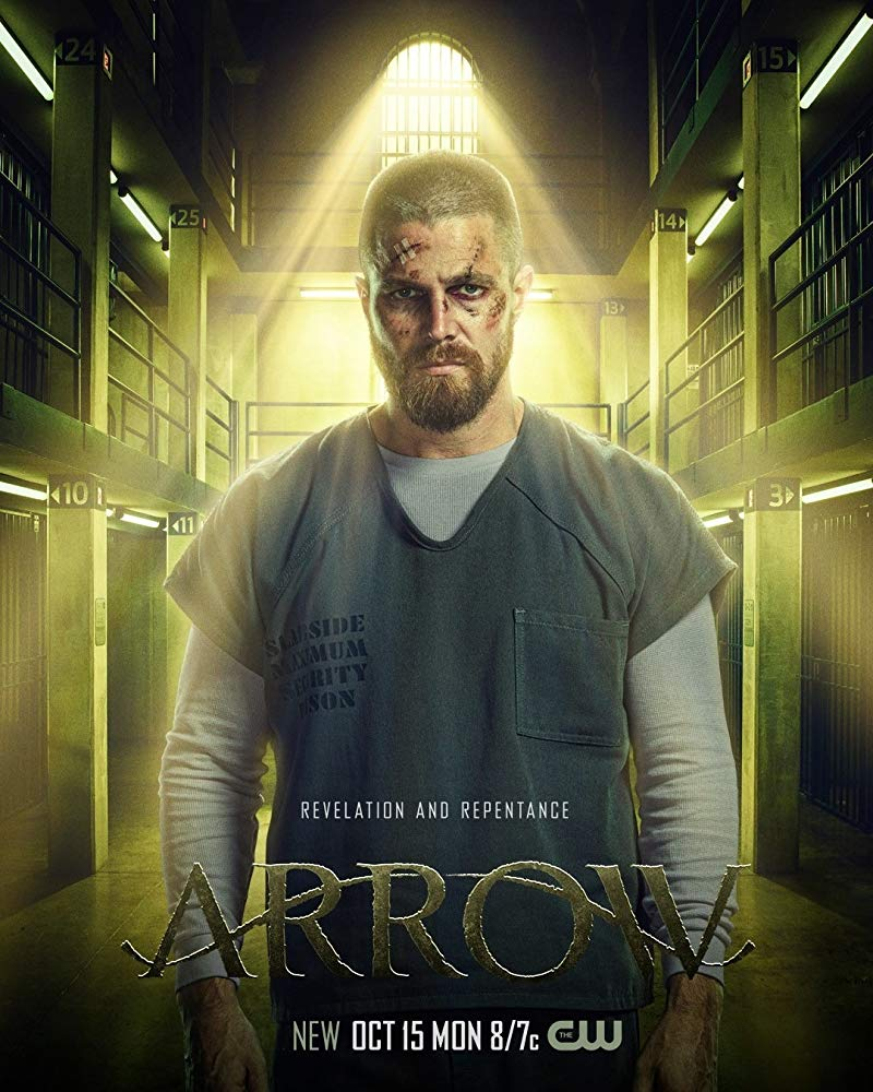 Arrow Season 07