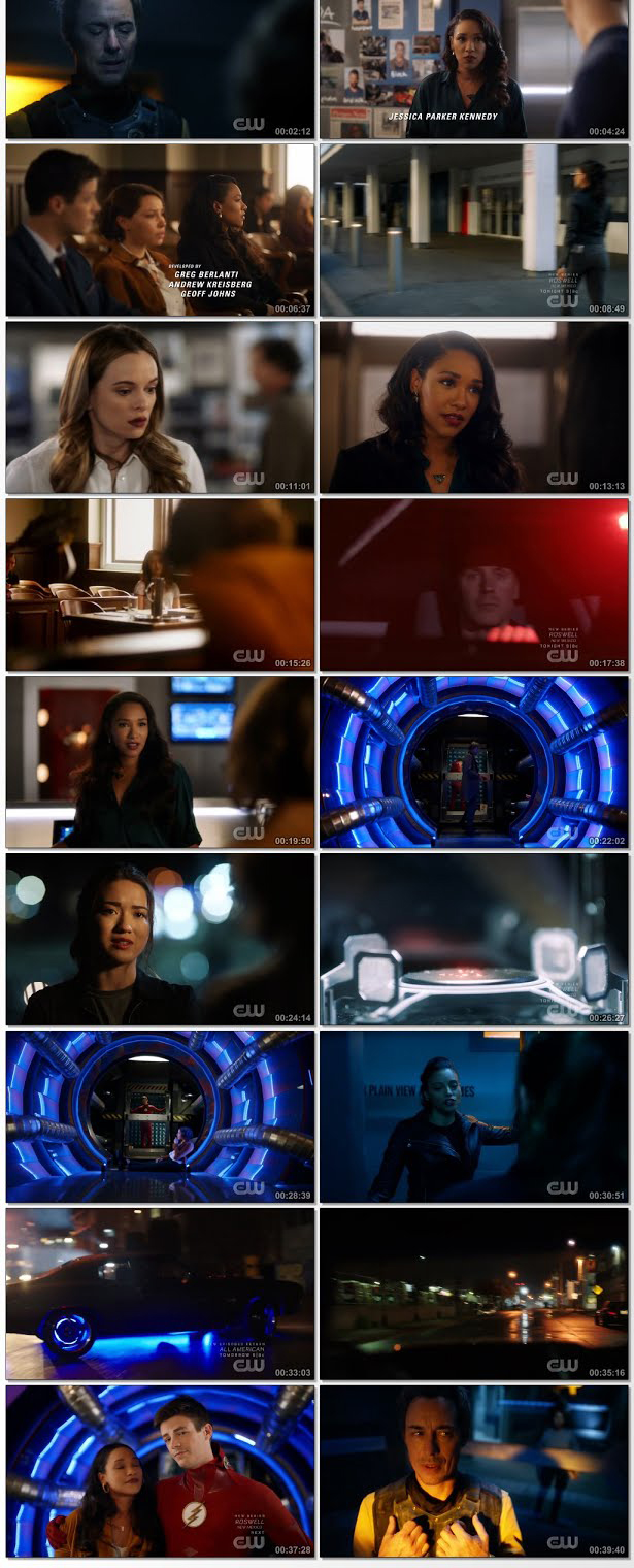 The Flash S05 English