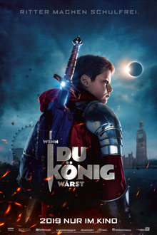 The Kid Who Would Be King (2019) English 300MB HDCAM 480p x264