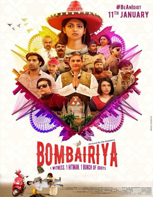 Bombariya (2019) Hindi 350MB DVDScr 480p