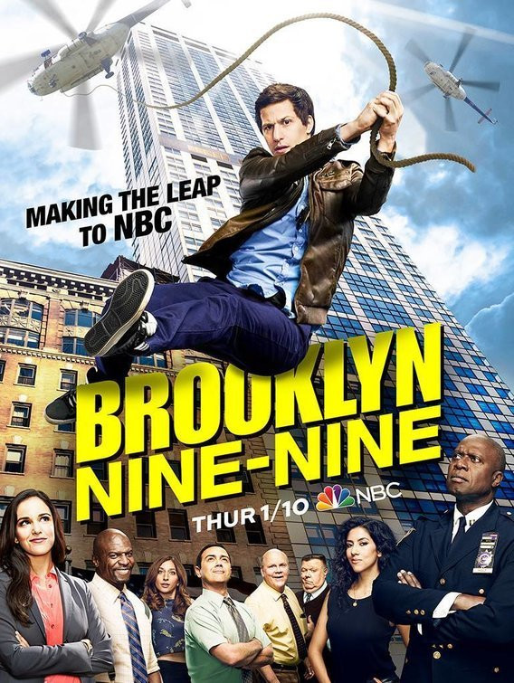 Brooklyn Nine-Nine S06E05 150MB