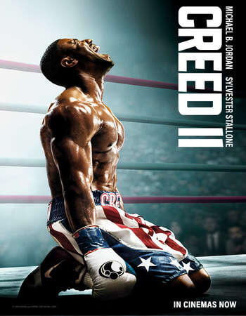Creed 2 2018 English 300MB Web-DL 480p ESubs