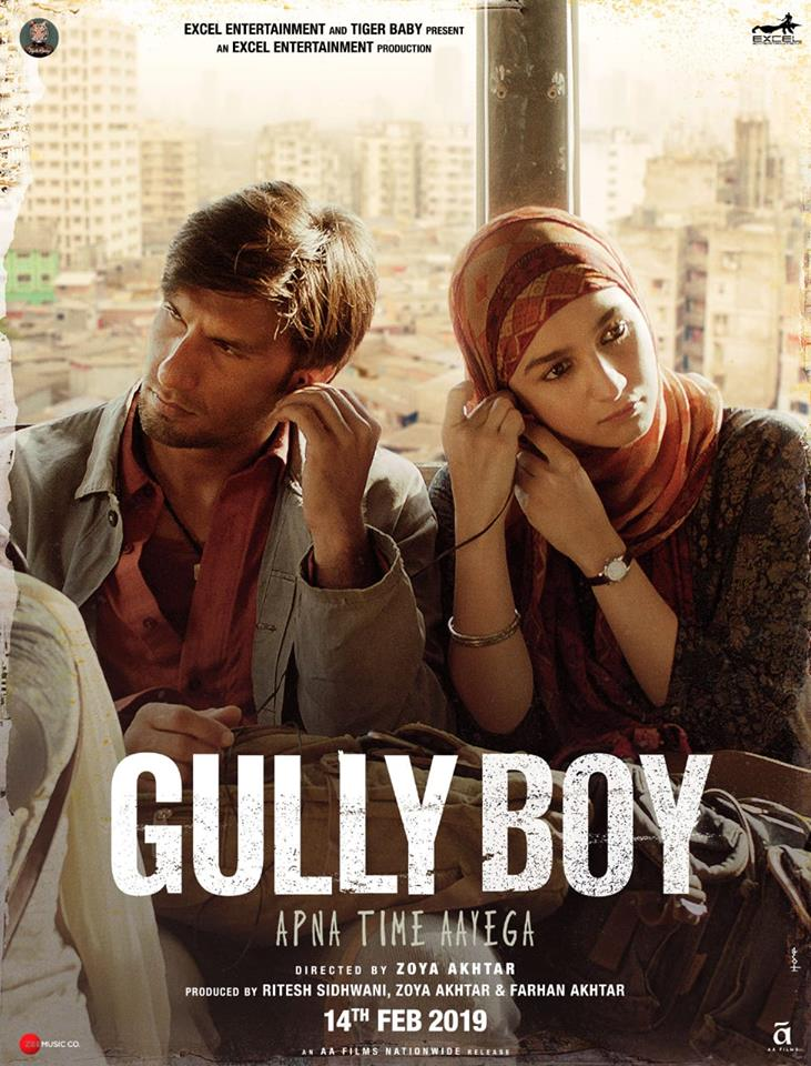 Gully Boy (2019) Hindi Pre-DVDRip 700MB X264