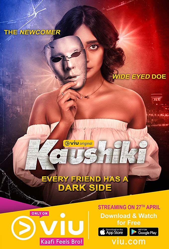 Kaushiki (2018) Hindi Complete Viu Web Series 720p HDRip X264 900MB