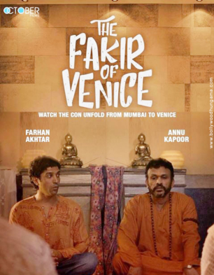 The Fakir Of Venice Movie (2019)