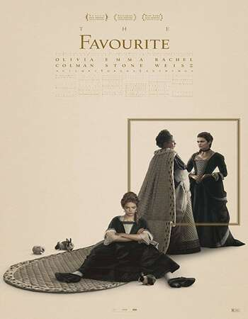 The Favourite 2018 English 300MB Web-DL 480p ESubs
