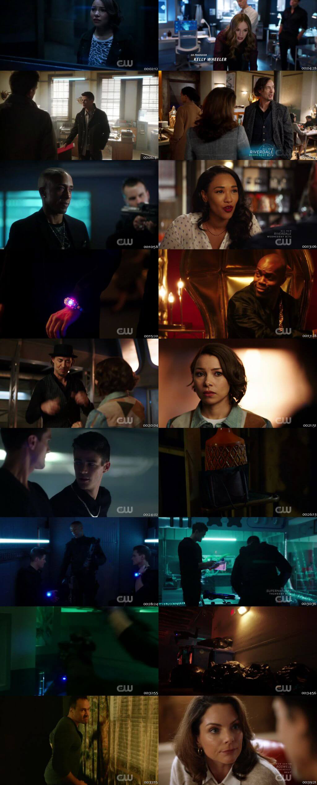 The Flash S05E13