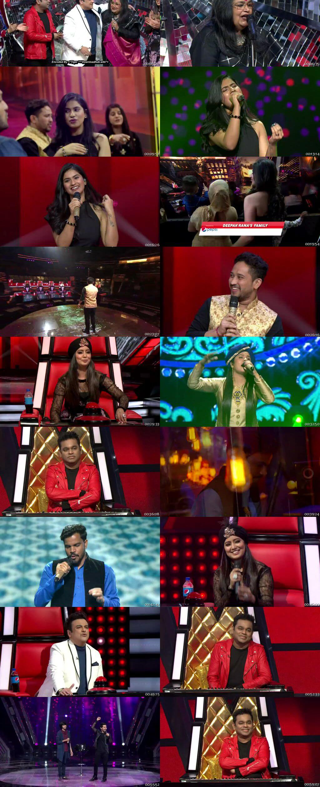 The Voice 9th February 2019