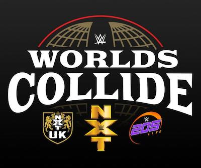 WWE Worlds Collide Tournament 2019