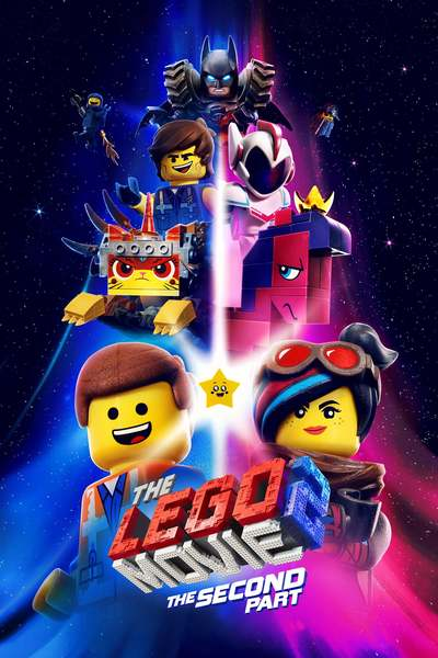 The Lego Movie 2 2019 720p HDCAM 800MB