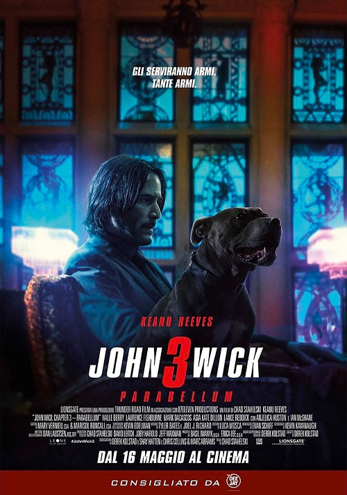 John Wick: Chapter 3 – Parabellum 2019 Hindi Dubbed 430MB HDRip
