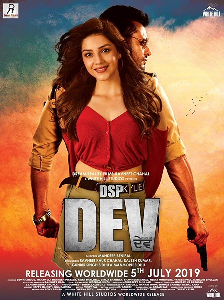 DSP DEV 2019 Panjabi 450MB HDRip