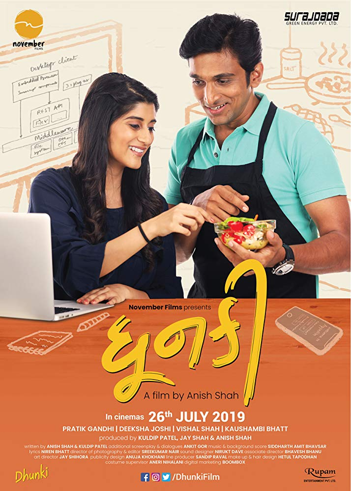 Dhunki 2019 Gujarati 400MB WEB-DL