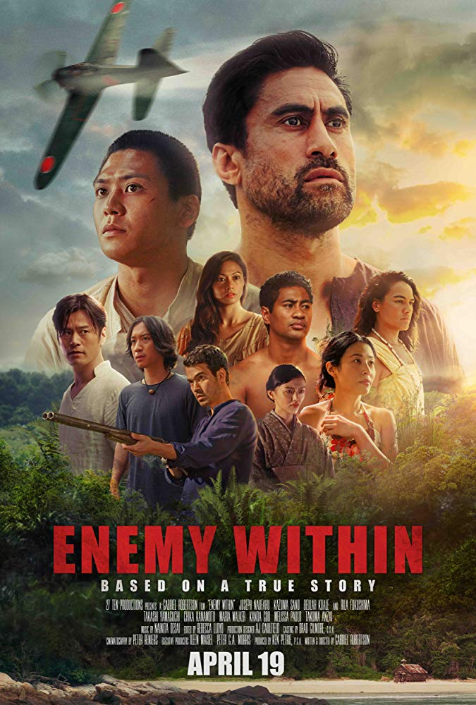 Enemy Within (2019) English 330MB HDRip ESubs