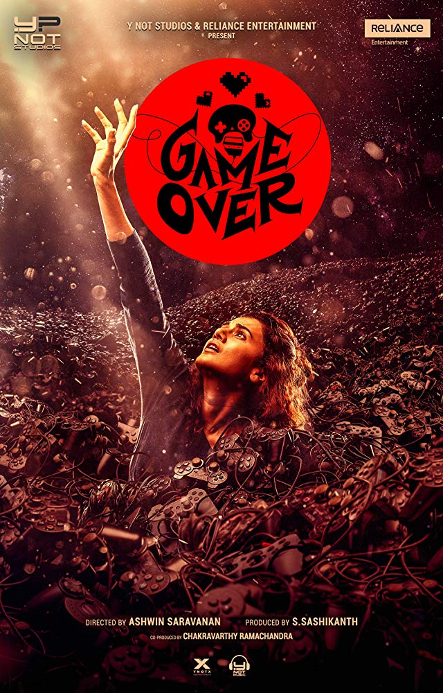 Game Over 2019 Hindi 300MB Proper HDRip ESub