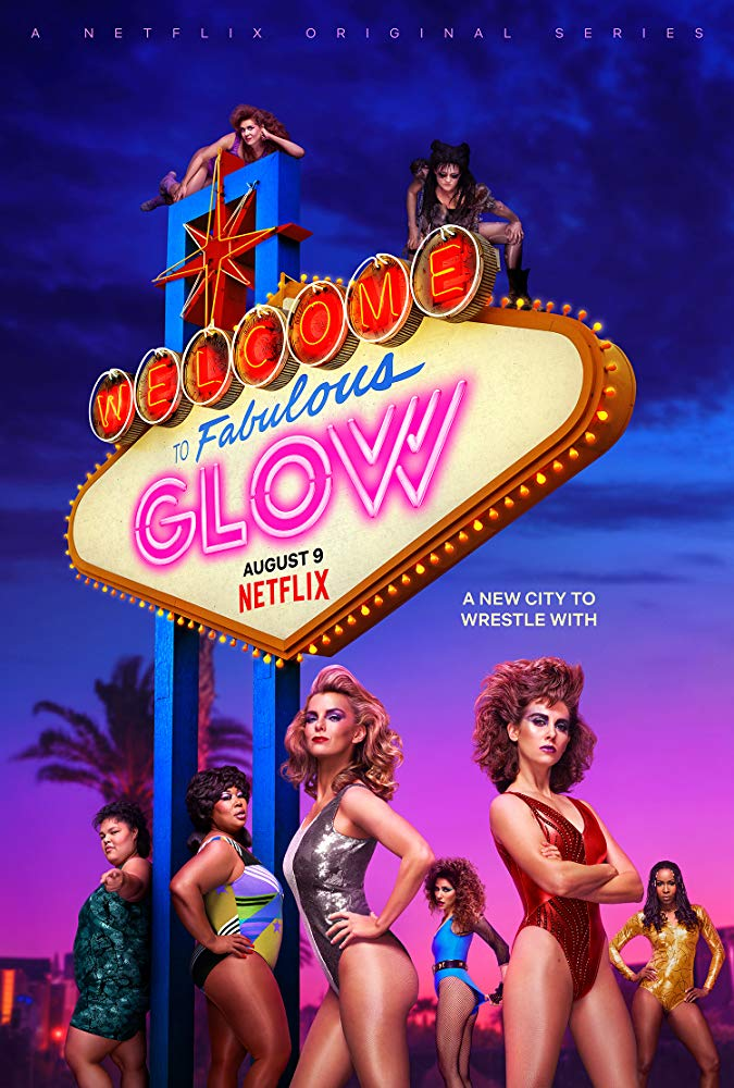 Glow 2019 S03 English Complete Sereis 1.2GB HDRip