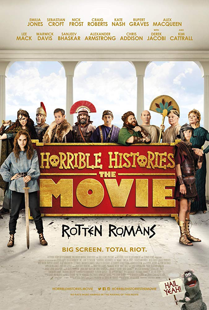 Horrible Histories The Movie 2019 English 720p HDCAM 800MB