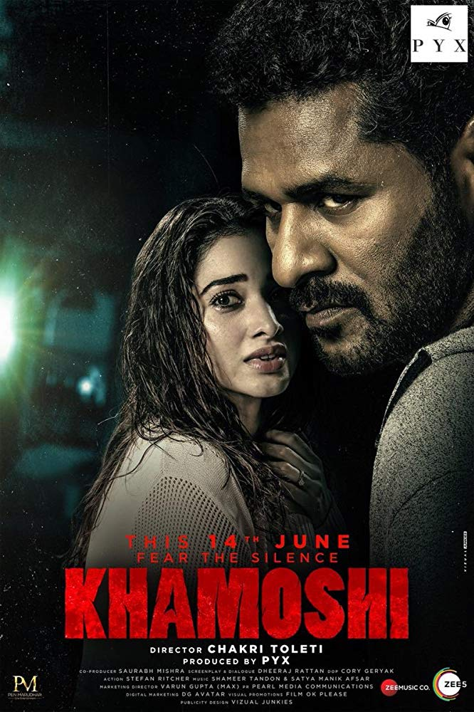 Khamoshi (2019) Hindi 400MB Proper HDRip