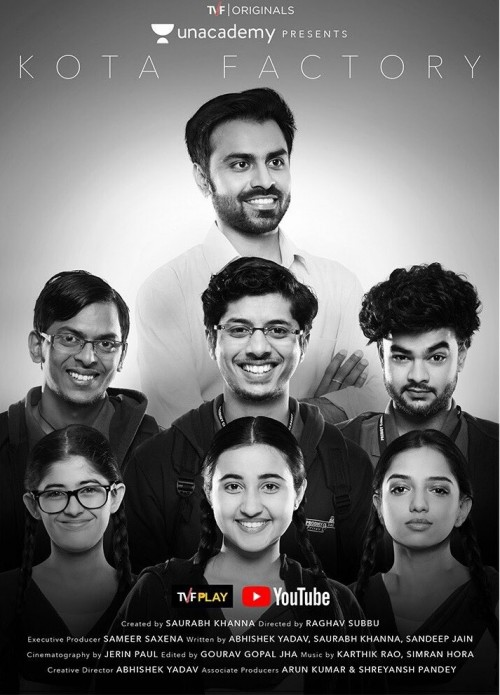 Kota Factory 2019 S01 Hindi Complete TVFplay Originals 600MB