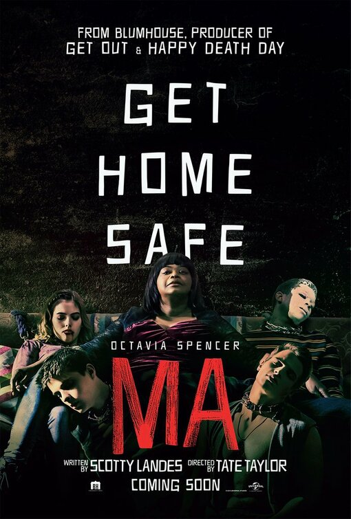 Ma 2019 English 720p HDRip 700MB