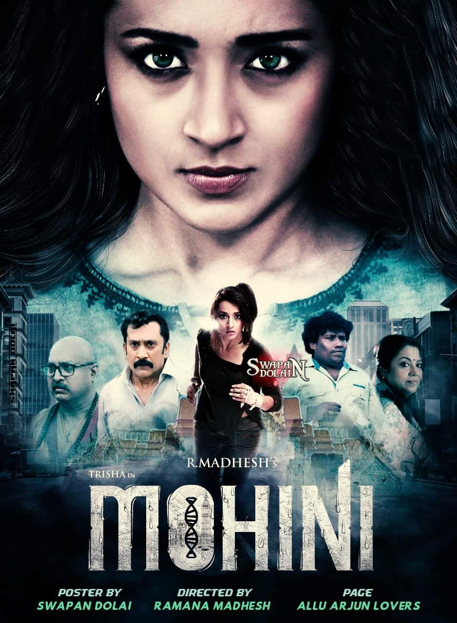 Mohini 2019 Hindi Dubbed 300MB HDRip