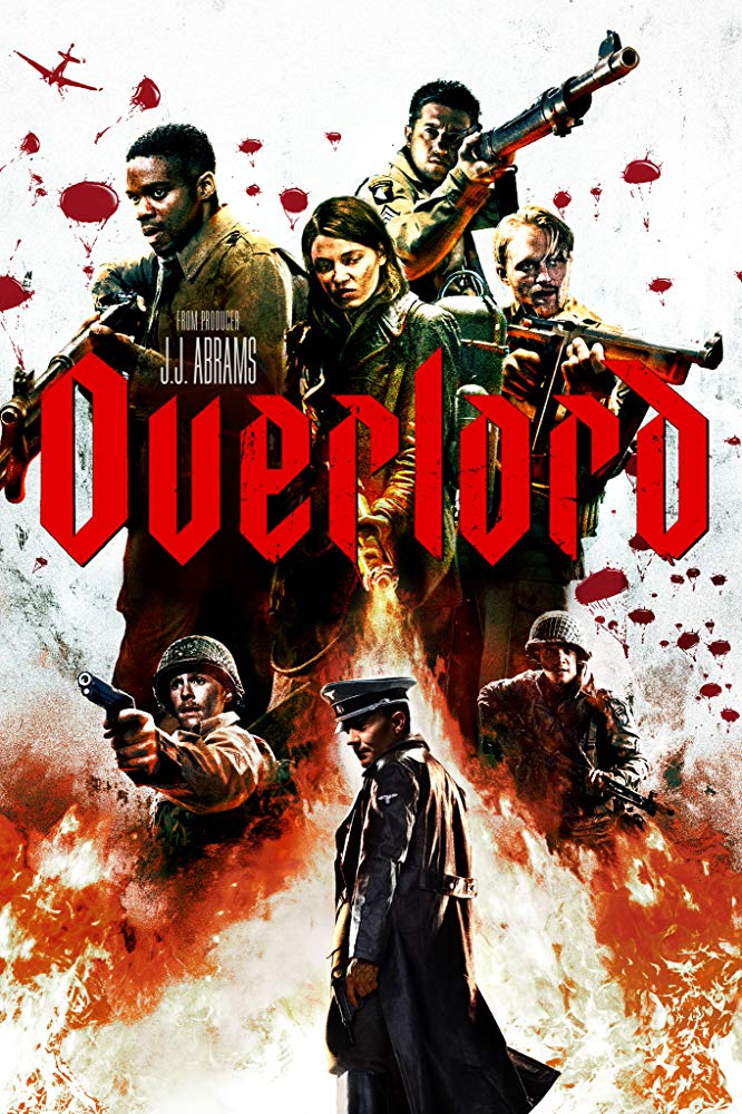 Overlord 2018 Dual Audio Hindi ORG 450MB BluRay ESubs