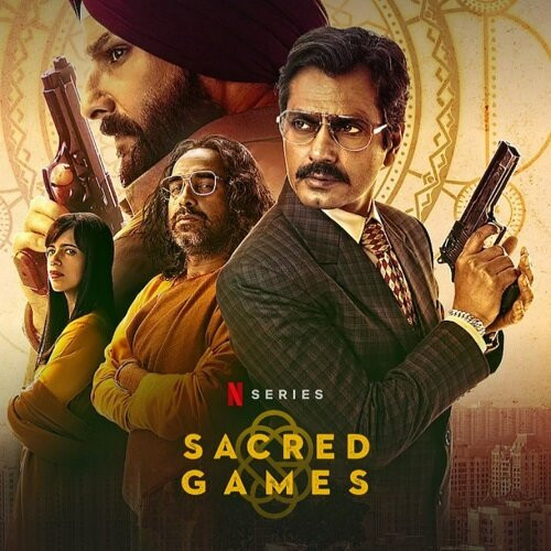 Sacred Games 2019 S2 Hindi Complete Web Series 999MB HDRip