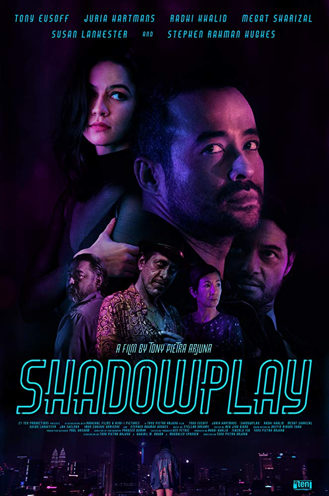 Shadowplay (2019) English 250MB HDRip ESubs