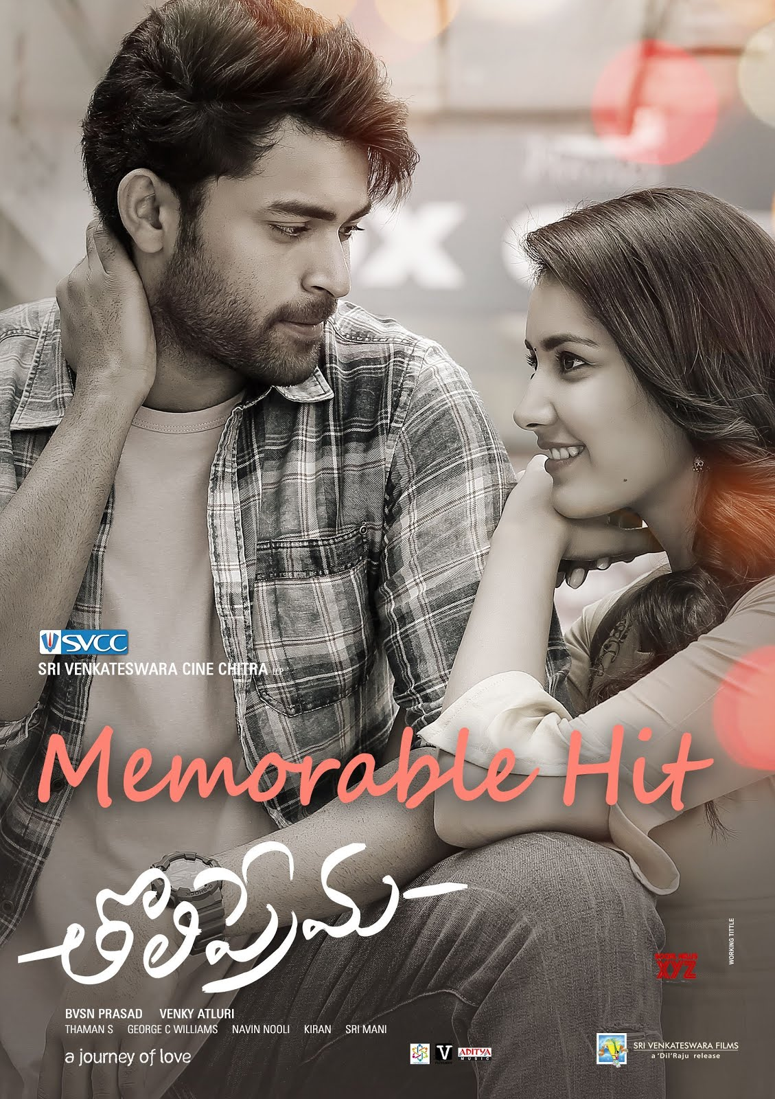 Tholi Prema 2019 Hindi Dubbed 300MB HDRip 480p ESubs