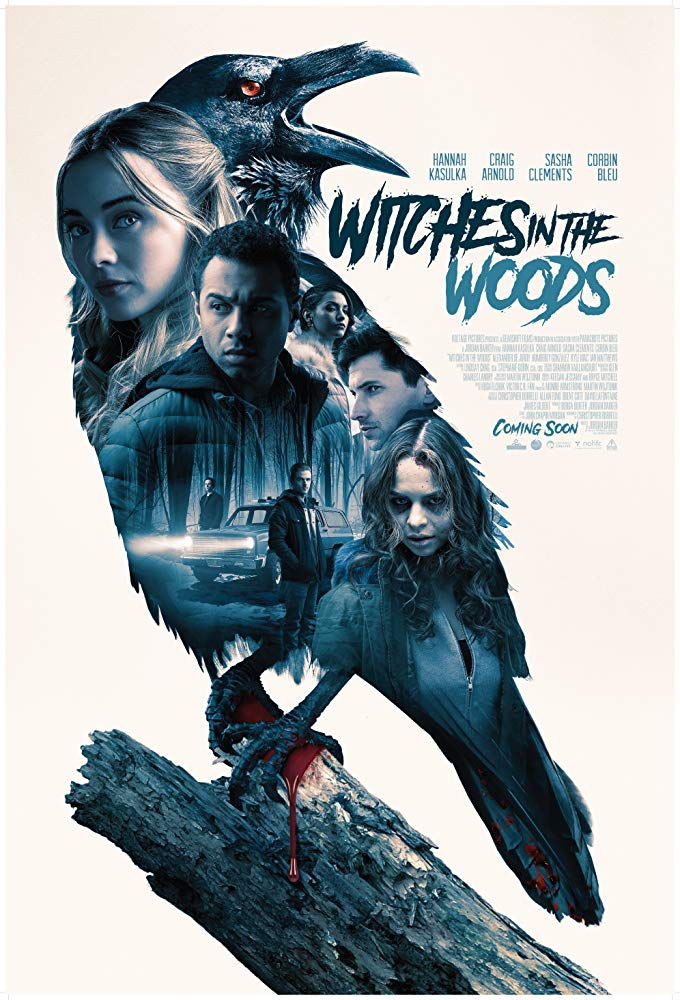 Witches in the Woods (2019) English 200MB WEBRip