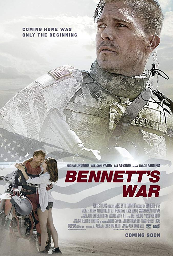 Bennett's War 2019 English Movie HDCAM 300MB