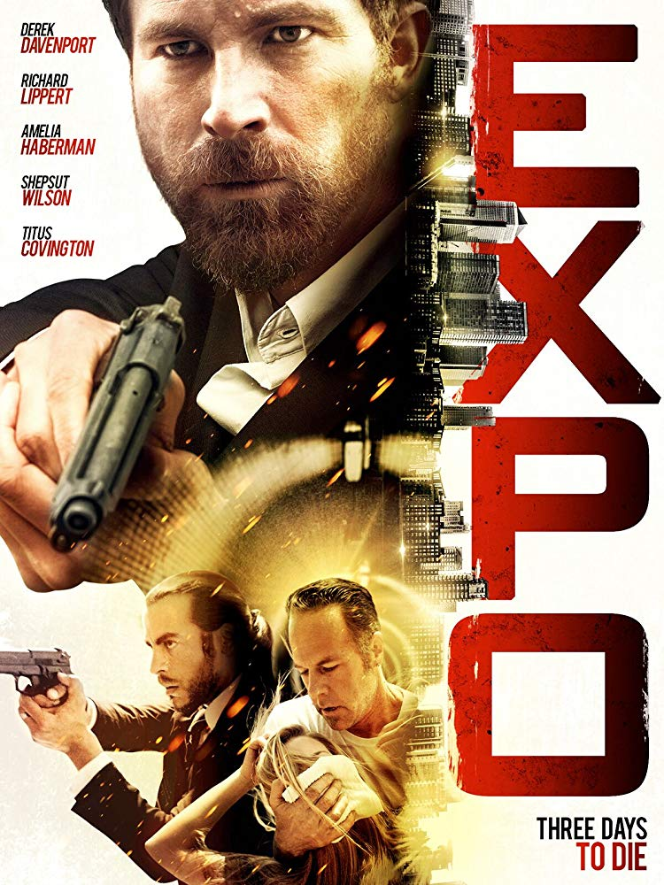 Expo (2019) English Movie HDRip 200MB