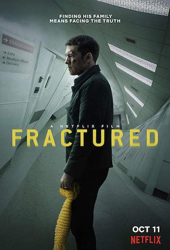 Fractured 2019 English 480p WEB-DL 300MB ESubs