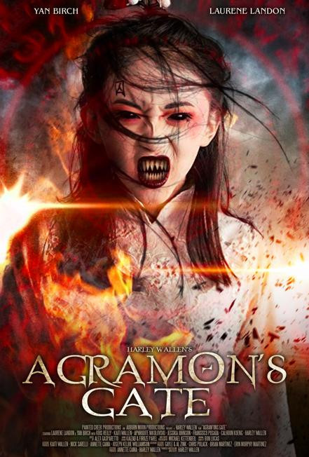 Agramon's Gate (2020) English 353MB HDRip ESub