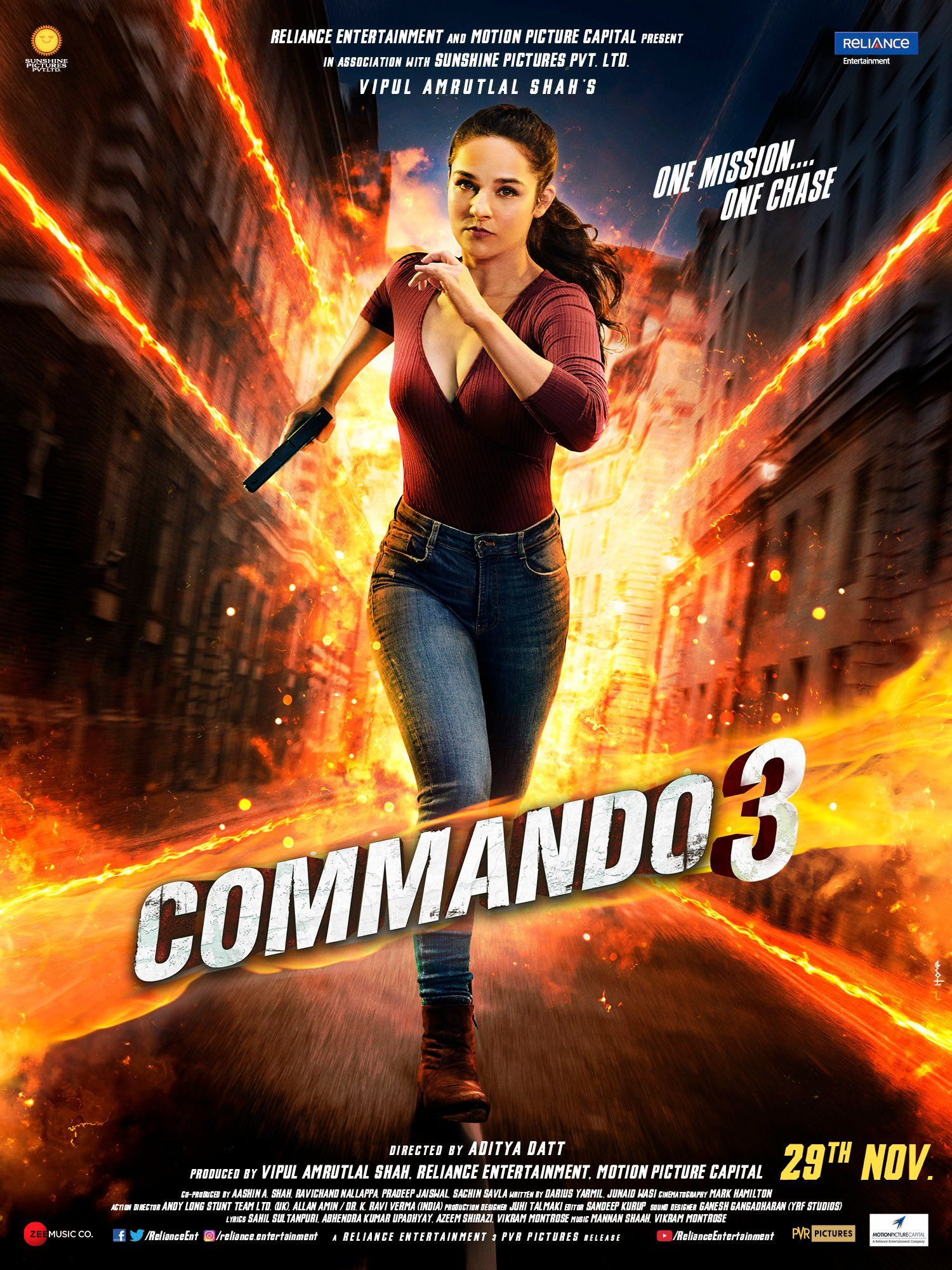 Commando 3 (2019) Hindi Full Movie Watch Online In HD 720p