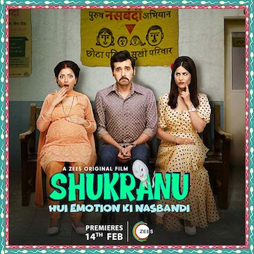 Shukranu 2019 Hindi 480p WEB-DL 350mb