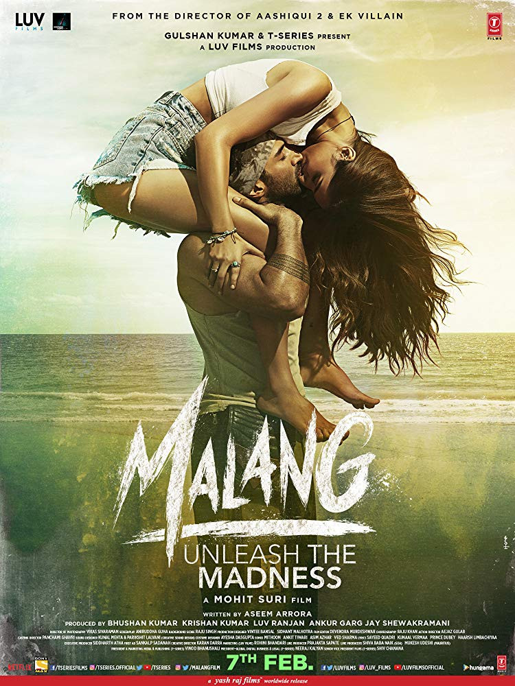 Malang 2020 Hindi Movie 400MB PreDVDRip