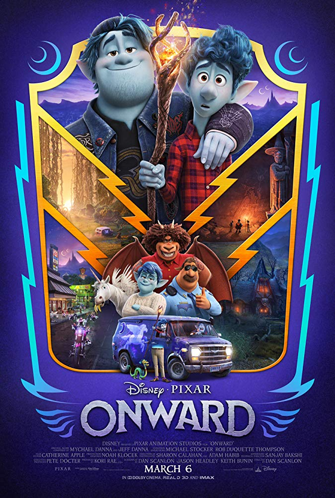 Onward 2020 Dual Audio Hindi 300MB HDCAMRip
