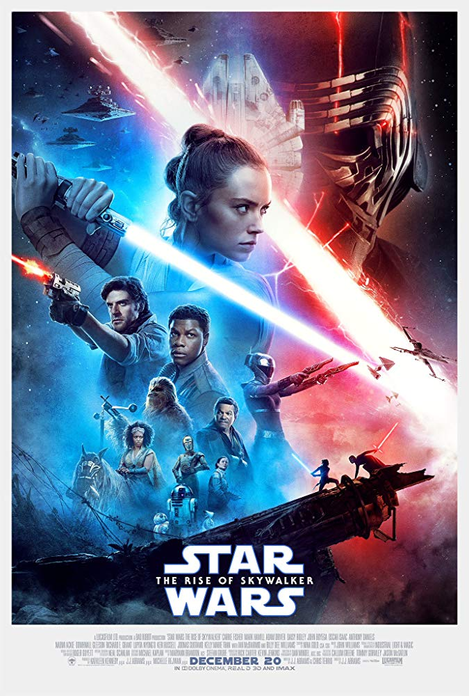 Star Wars The Rise Of Skywalker 2020 English 350MB HDRip ESub