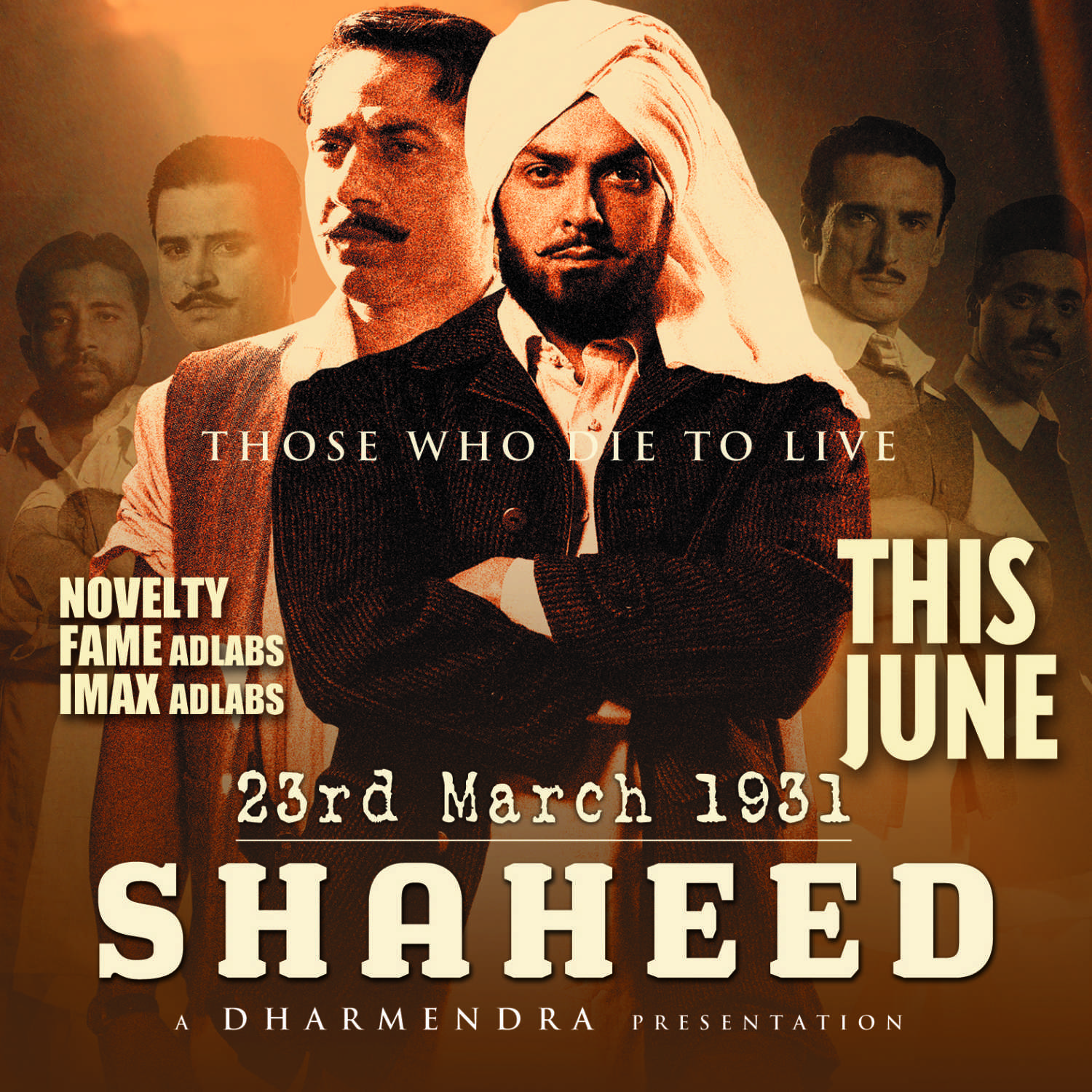 23rd March 1931 Shaheed 2002 Hindi Movie 554MB HDRip