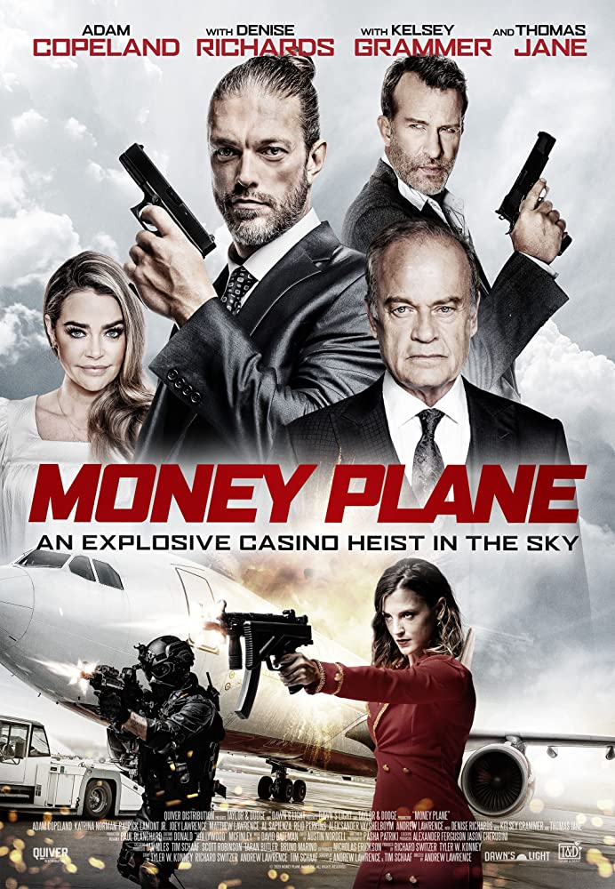 Money Plane 2020 Dual Audio Hindi 300MB HDRip 480p