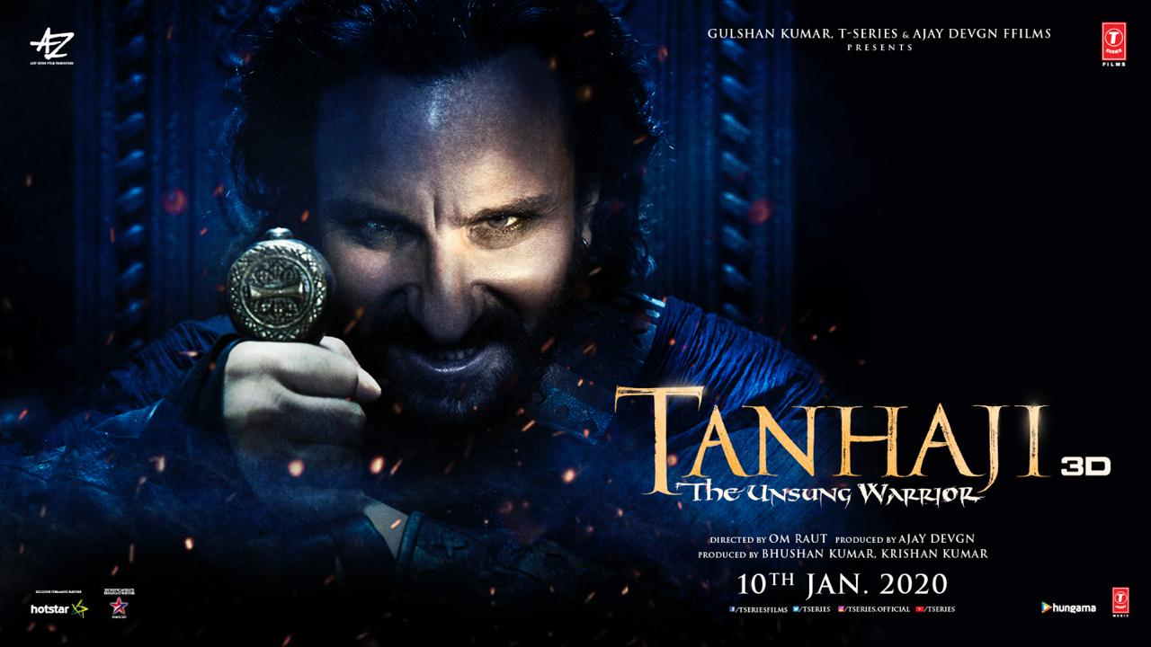 Tanhaji The Unsung Warrior 2020 Hindi 400MB HDRip