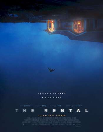 The Rental 2020 English 280MB Web-DL 480p