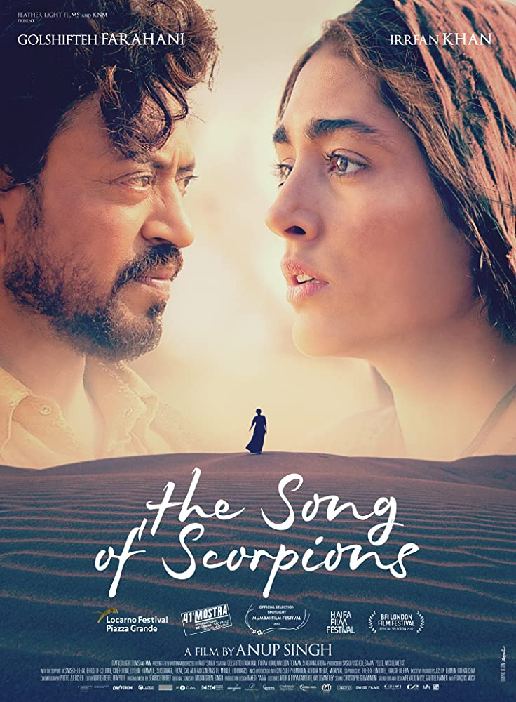 The Song of Scorpions 2020 Hindi 370MB HDRip ESubs
