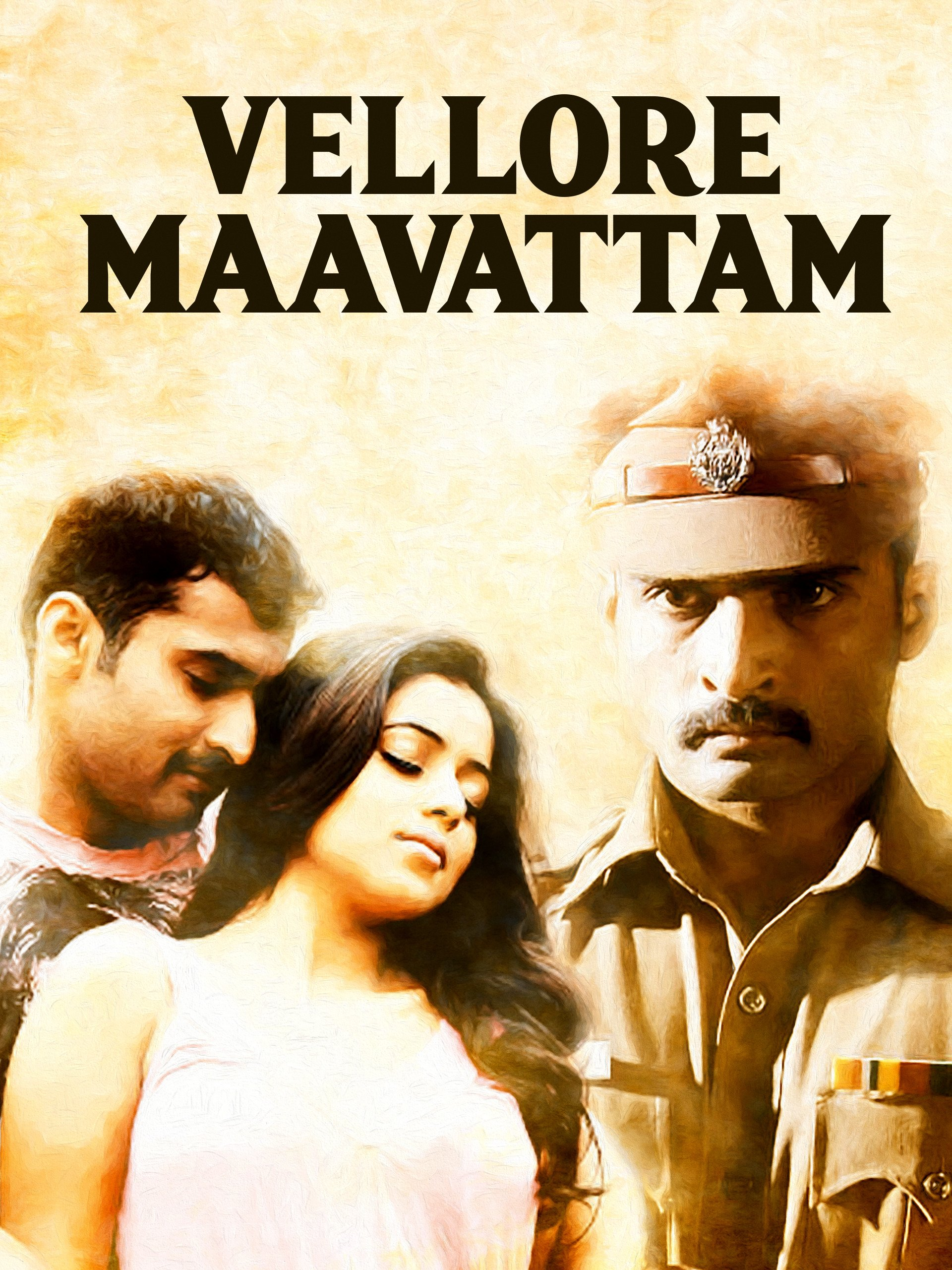 Vellore Maavattam 2020 Hindi Dubbed 340MB HDRip