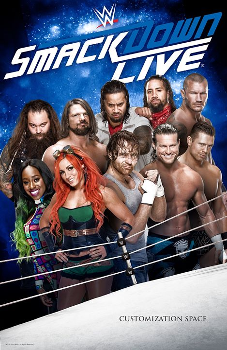 WWE Friday Night Smackdown (24 July 2020) English 300MB HDRip 480p